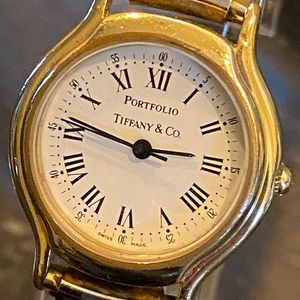 Tiffany & Co. Ladies Portfolio Watch
